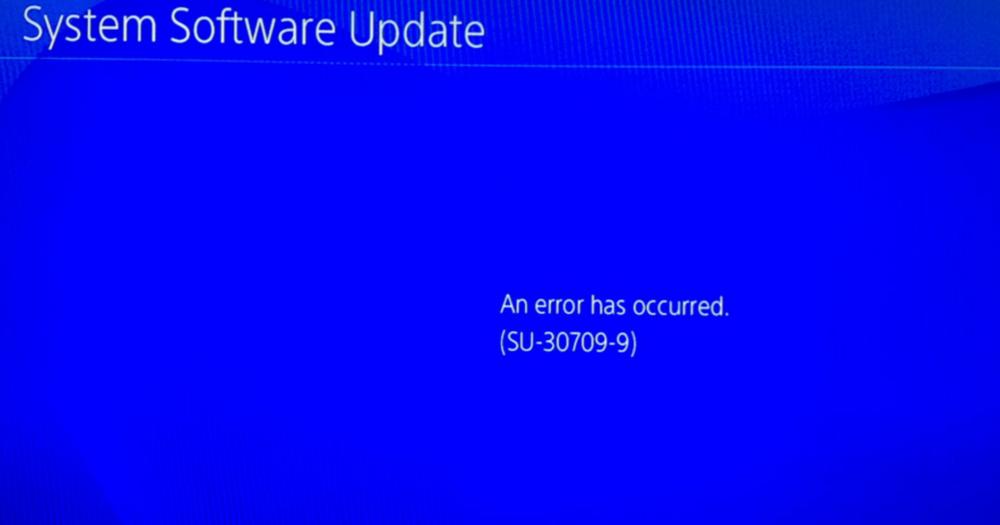 PS4 Harde schijf probleem